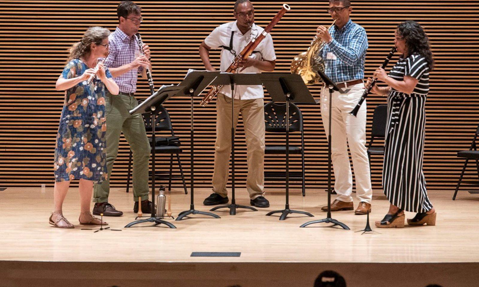 Quinteto Latino, 2017 NALAC Fund for the Arts Grantee