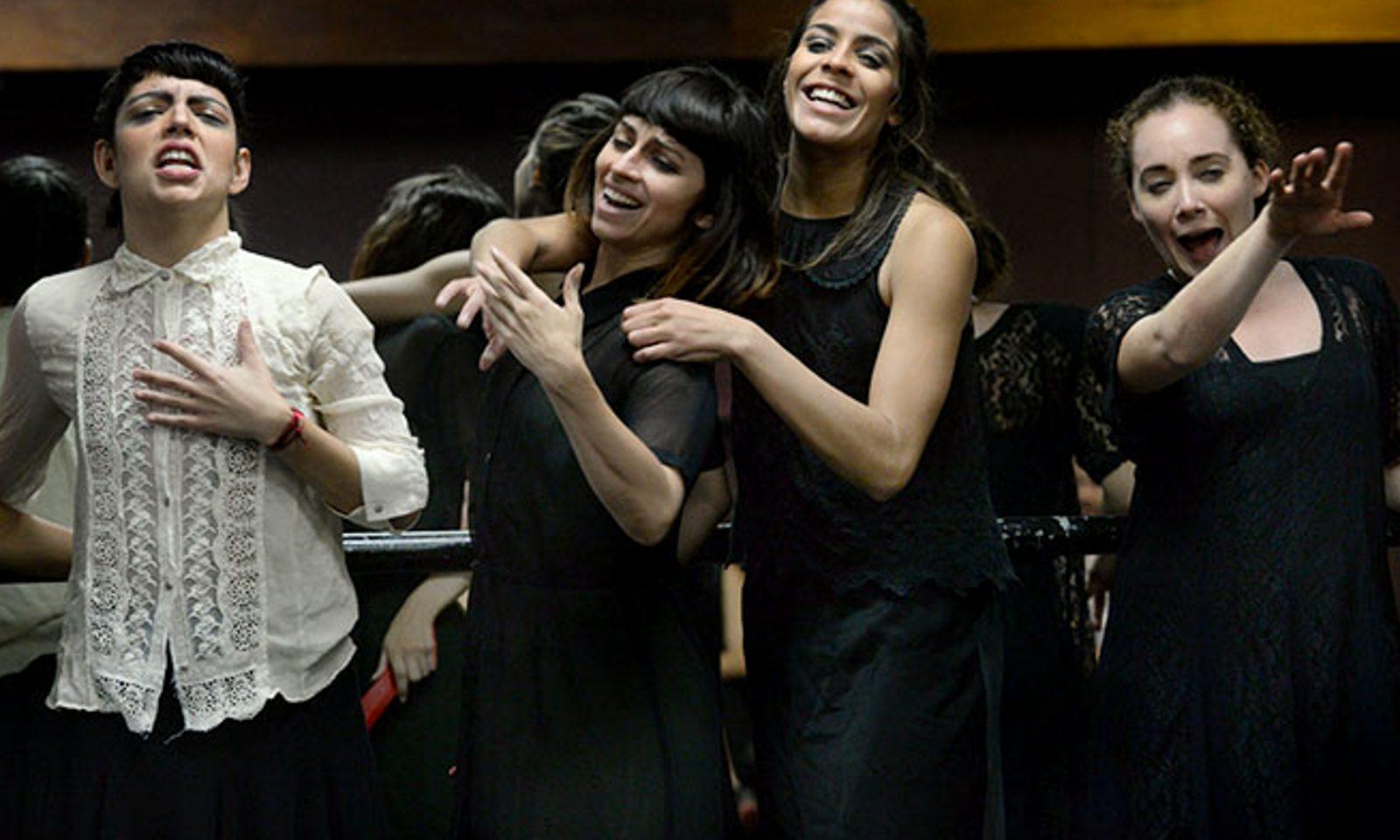 Pregones + Puerto Rican Travelling Theater, HIJ@S DE LA BERNARDA in The Bronx