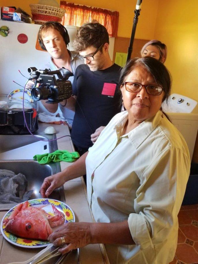 Virginia Diaz, 2018 NALAC Fund for the Arts Grantee