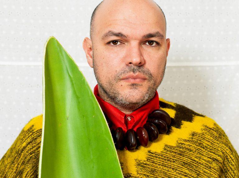 Barbed Magazine (Arturo Herrera),2018 NALAC Fund for the Arts Grantee