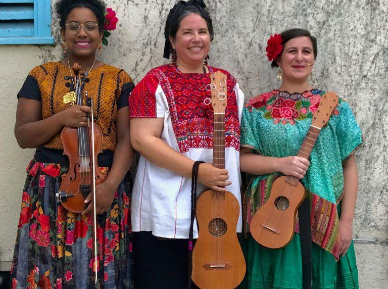 DíaPaSon, 2018 NALAC Fund for the Arts Grantee