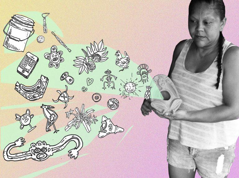 Karla Claudio-Betancourt, 2018 NALAC Fund for the Arts Grantee