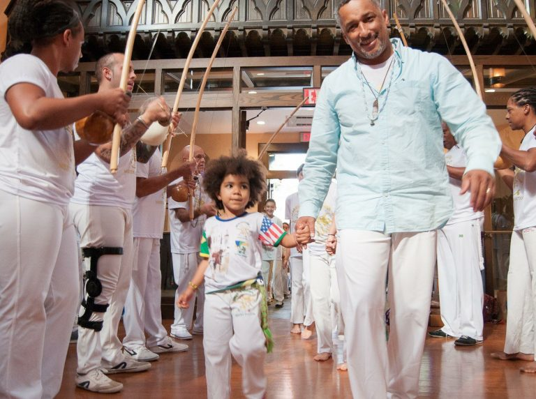 Project Capoeira, 2018 NALAC Fund for the Arts Grantee