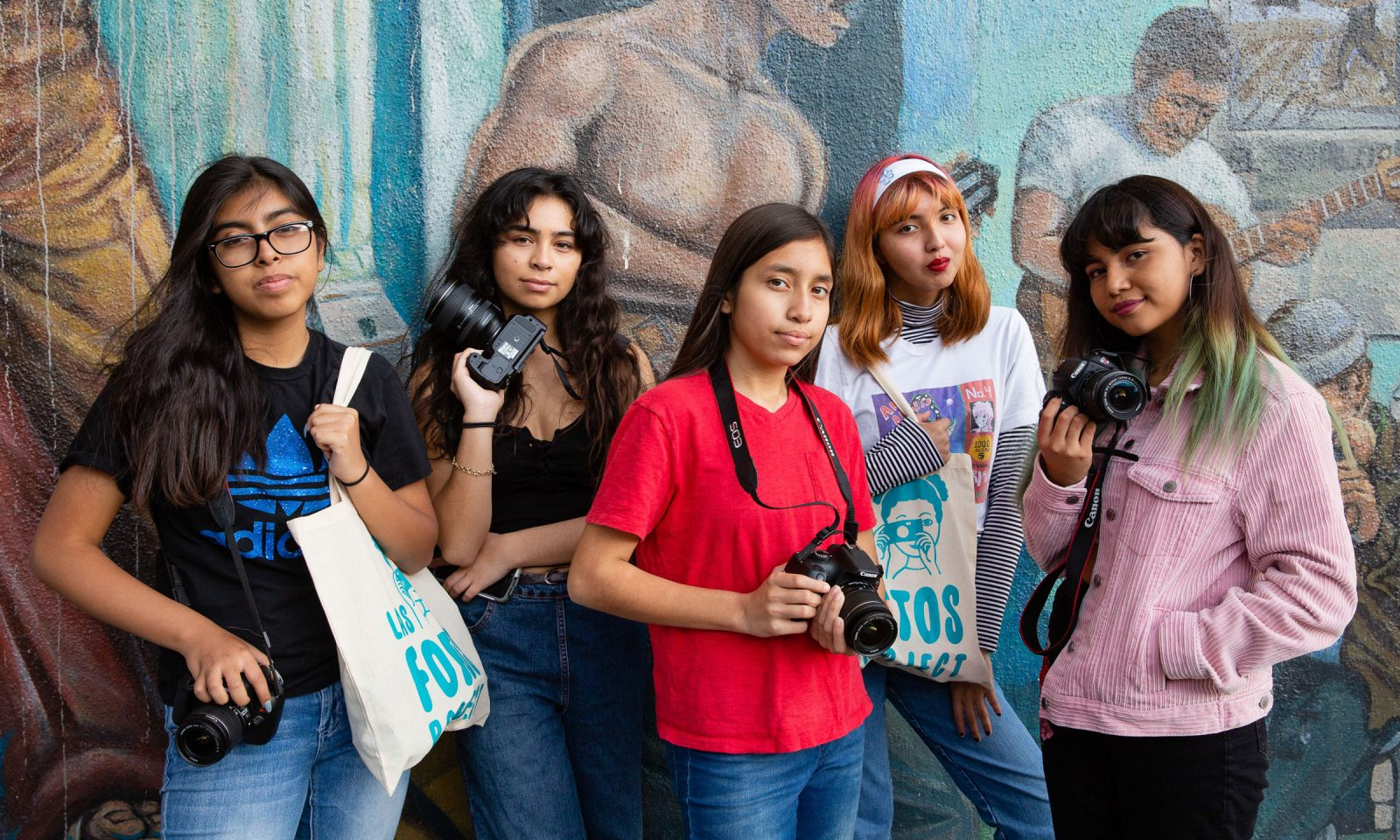 Las Fotos Project, 2018 NALAC Fund for the Arts Grantee