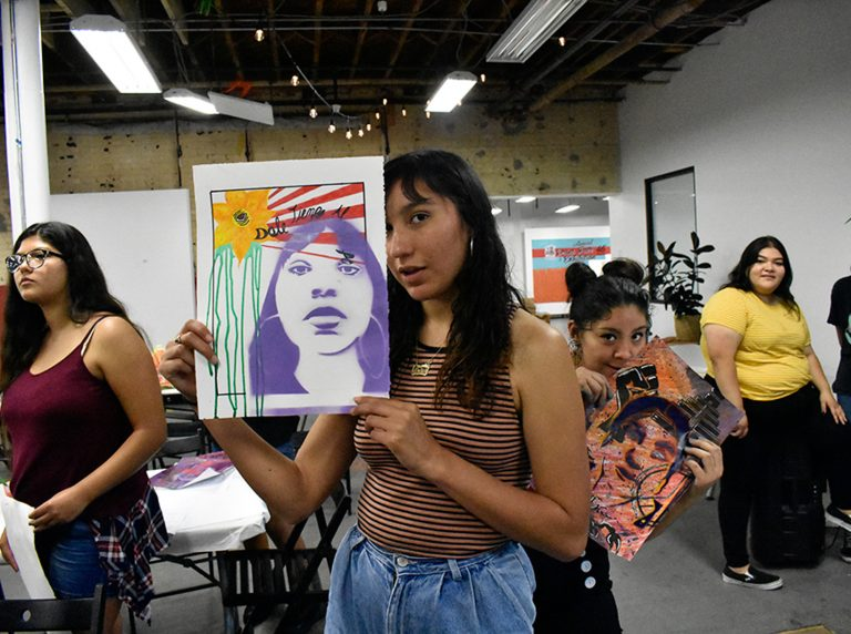 Self Help Graphics & Art , 2018 NALAC Fund for the Arts Grantee