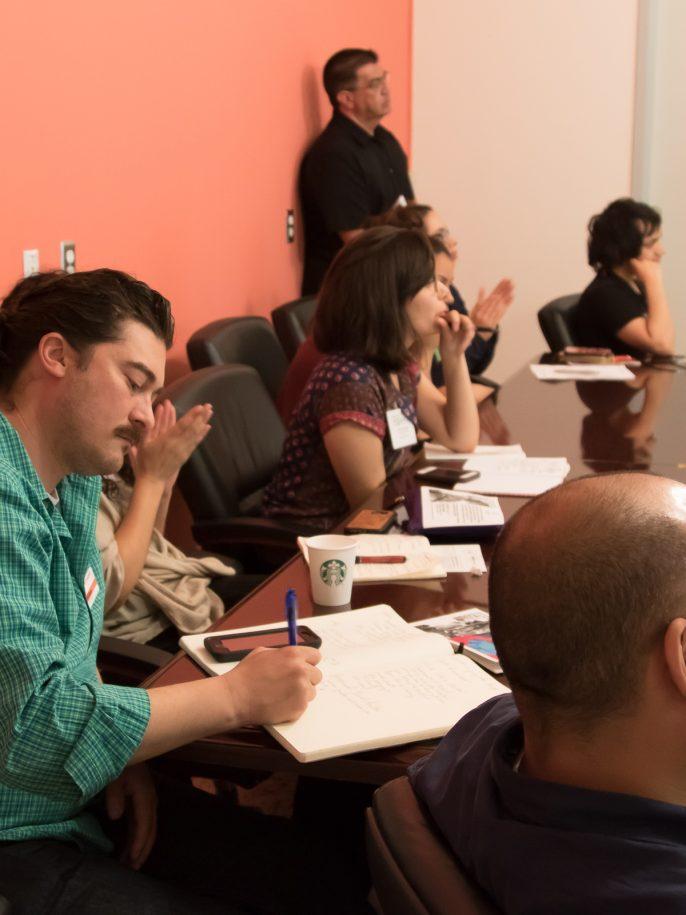2016 NALAC Regional Arts Training Workshops in San Antonio