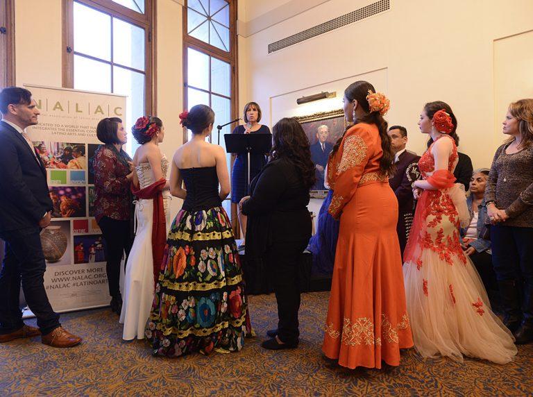 Michigan Latino Arts Initiative, Mariachi Vargas de Tecalitlán Pre-Concert Community Reception