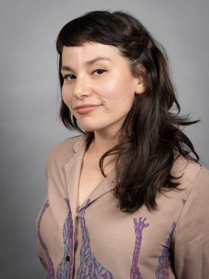 Monica A. Sosa, Programs Associate