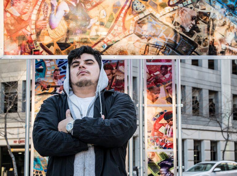 "Benito ""Mav-One"" Vasquez, 2019 NALAC Leadership Institute Fellow"