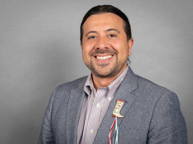 Mark , Salinas, 2019 NALAC Leadership Insitute Fellow