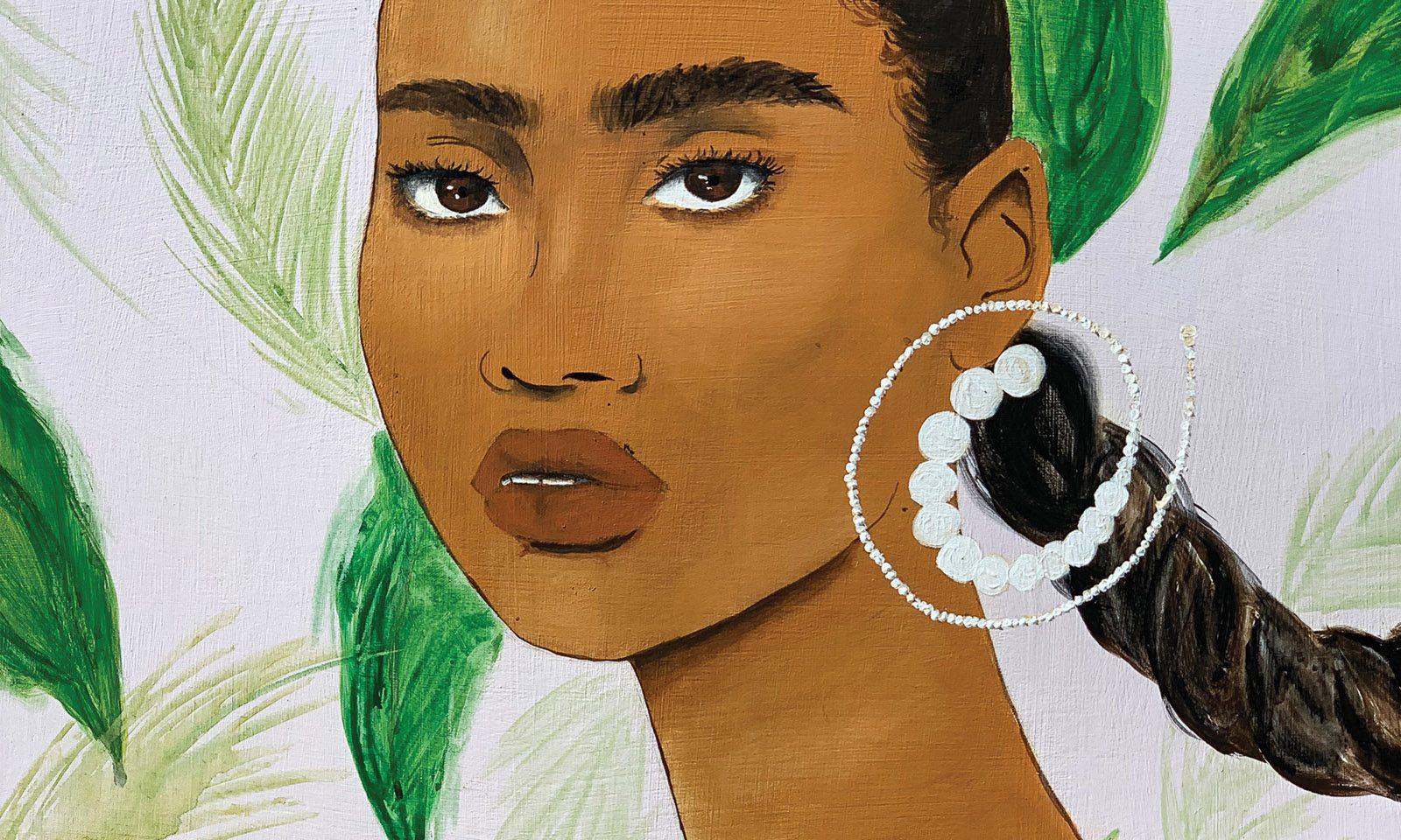 Ariana Brown, 2019 NALAC Fund for the Arts, San Antonio Artist Grantee