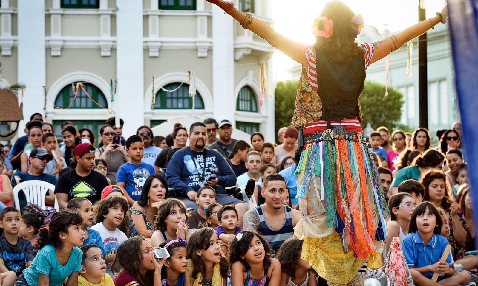 Vueltabajo Colectivo / Semillero de las Artes Inc. 2019 NALAC Fund for the Arts, Puerto Rico Artist Grantee