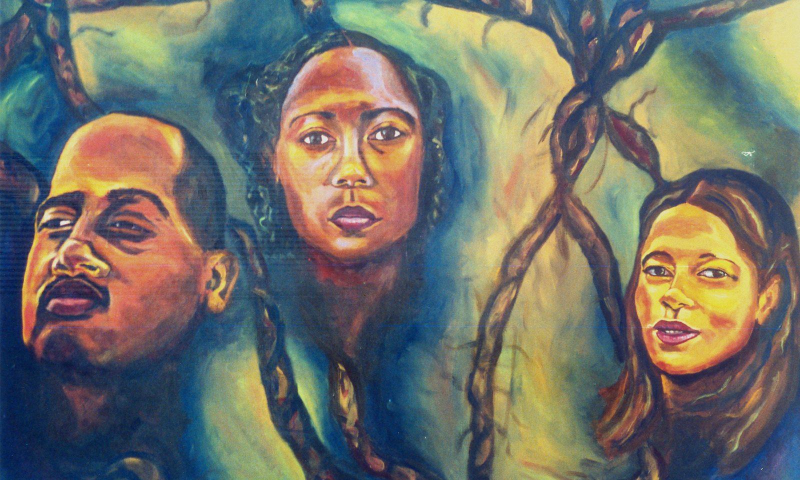 Maribel Canales Rosario, 2019 NALAC Fund for the Arts, Puerto Rico Artist Grantee
