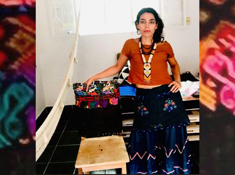 ChristinaMaria Xotchilzihuatl Patiño Houle, 2020 Catalyst fro Change, NFA GRantee