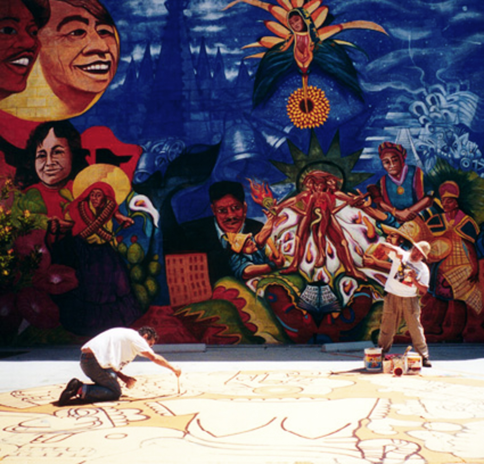 Visiones: Latino Arts and Culture for Primary School Libraries