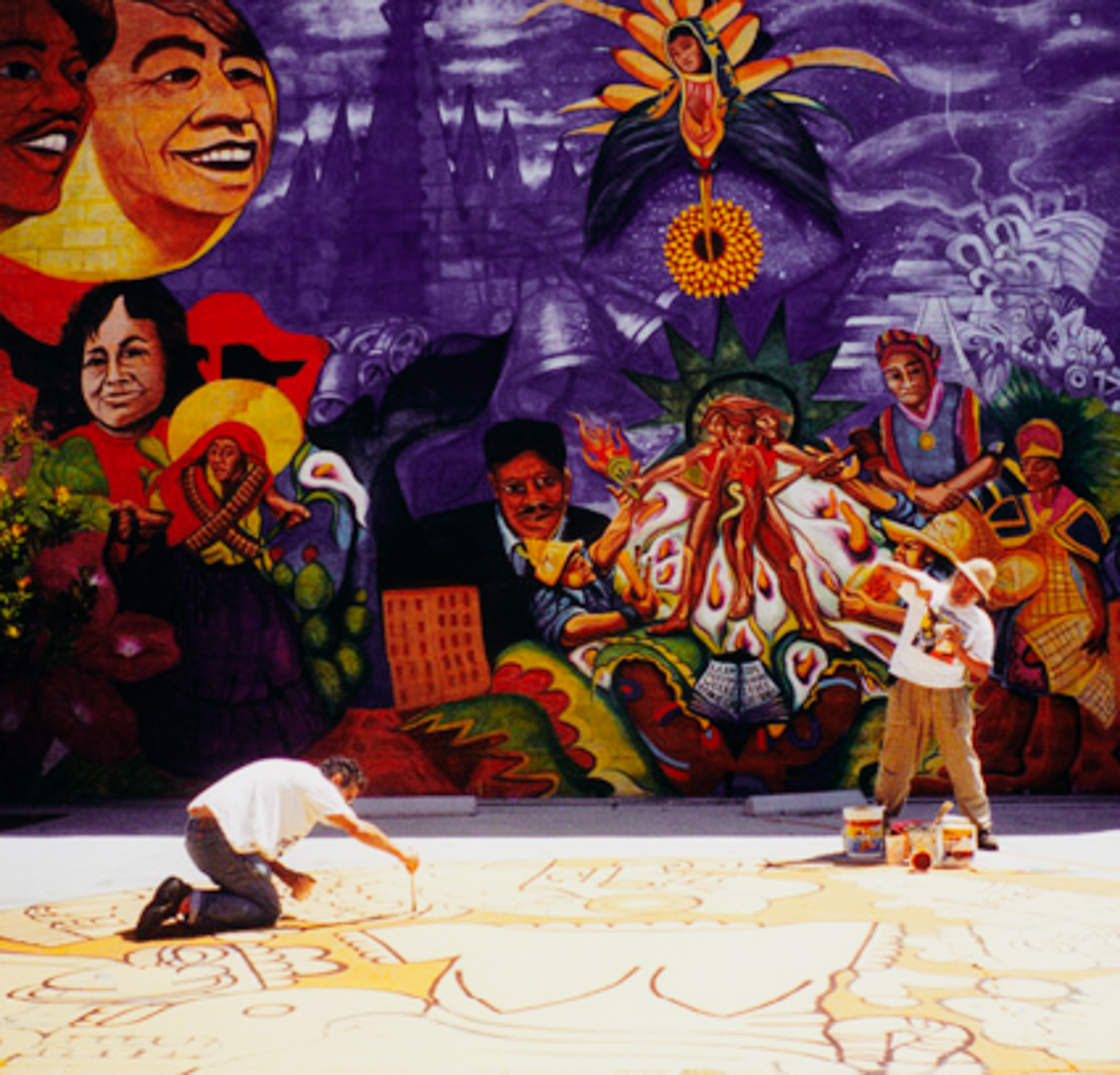 Visiones: Latino Arts and Culture for Individuals and Teachers
