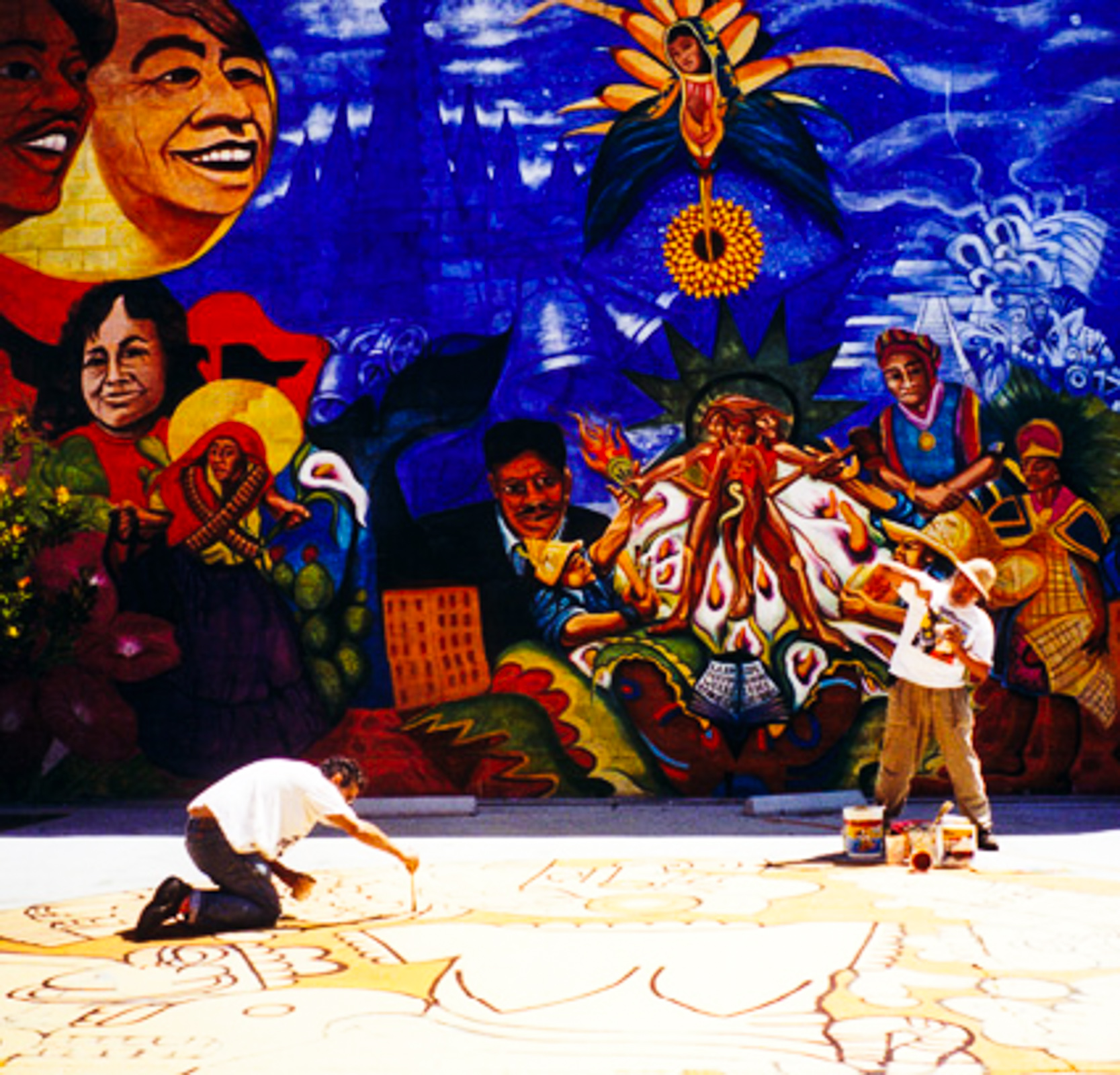 Visiones: Latino Arts and Culture for University & Insitute Libraries